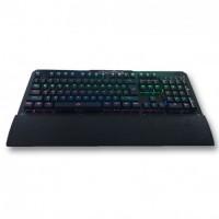 機械青軸 金屬面板鍵盤 2600