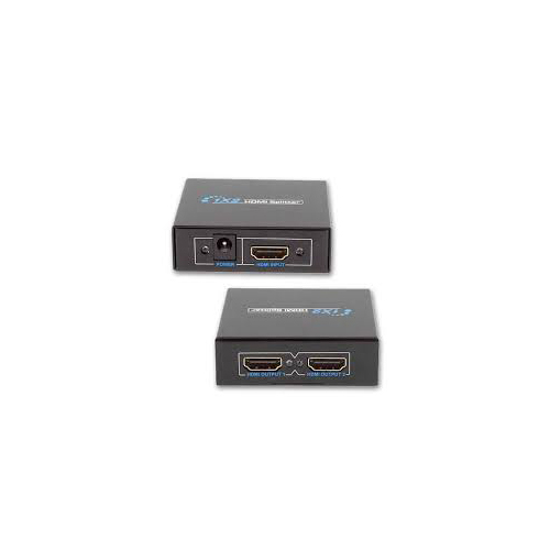 HDMI SPLITTER 1 to 2 1080P with POWER SUPPLY