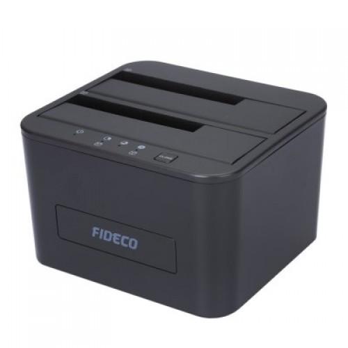 Fideco YPZ04-S2-U3 SATAx2 HDD Docking