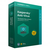 Kaspersky Anti-Virus 3 Years 繁體/英文