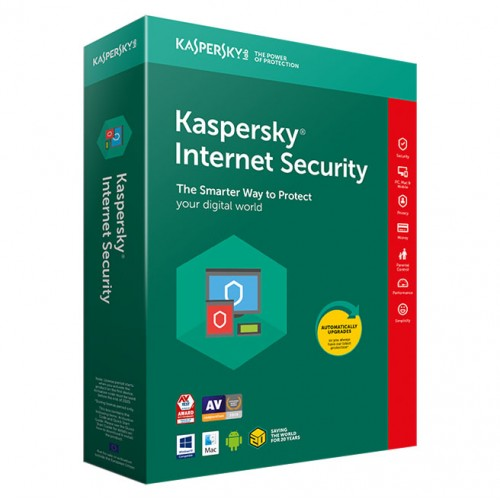 Kaspersky Internet Security 3 Years 繁體/英文