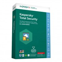 Kaspersky Total Security Multi-Device - 3 Devices 2 Years 繁體/英文