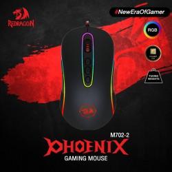 Redragon Phoenix M702-2 無線RGB遊戲滑鼠