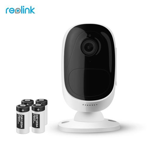 Reolink Argus 防水 電池驅動 真無線 Cam