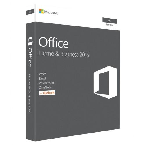 Microsoft Office 2016 家用及中小企業版 for Mac