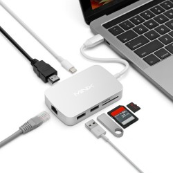 Minix NEO C USB-C Adapter for MacBook