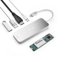 Minix Neo S1 (120GB) USB-C SSD Adapter