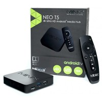 Minix Neo T5 (Google Android TV Certified)